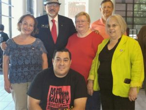 Casilda Gonzales, Edi Birsan, Nancy Glenfield, Lee Koellermeier, Kathy Lafferty, Eric Maldonado