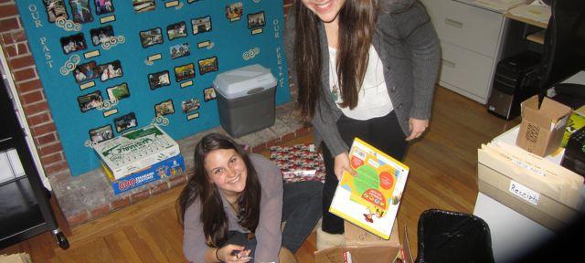 Cambridge Gift Wrap Party December 5th!